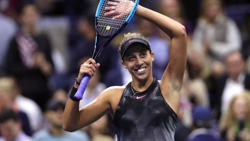 women tennis players madison keys