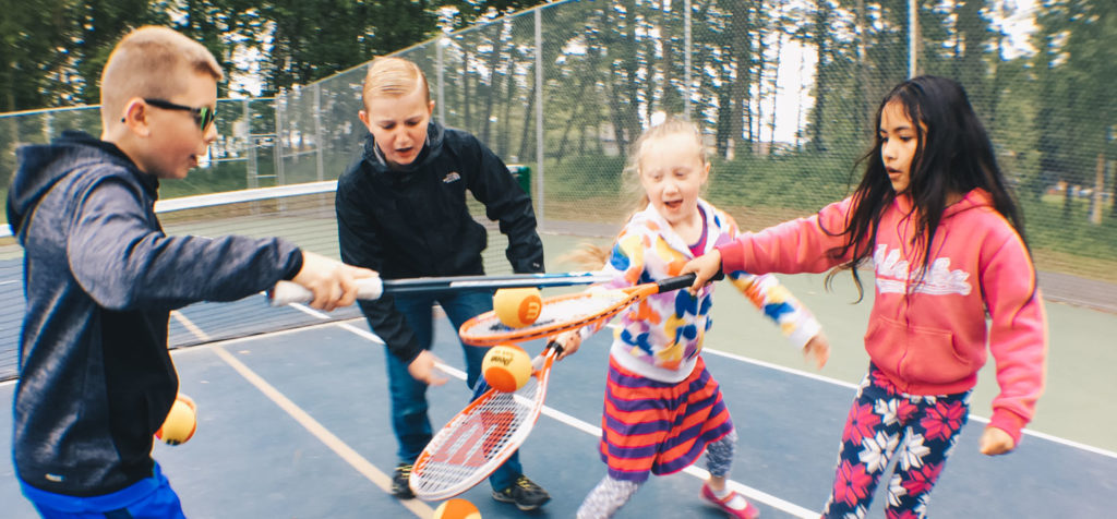 Fairbanks summer camp & tennis lessons