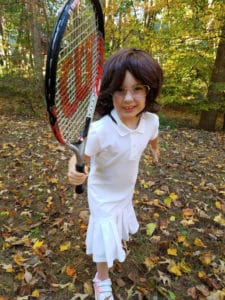 tennis billie jean king costume halloween